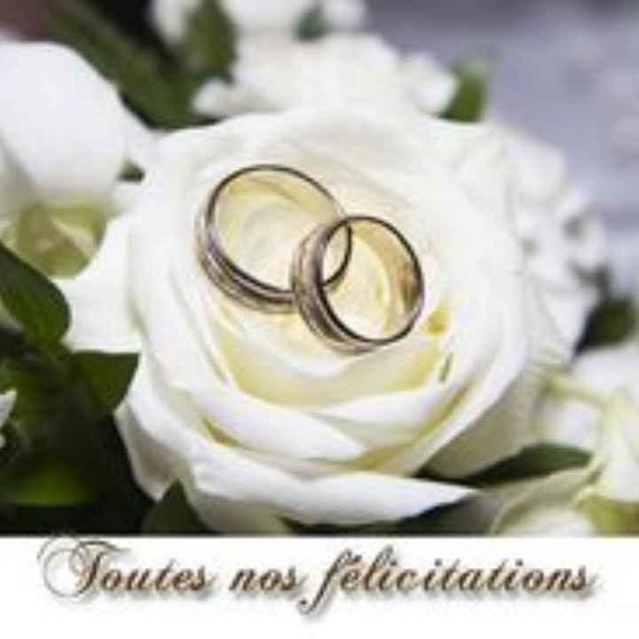 Mariage civile 24 avril 2021 - 1