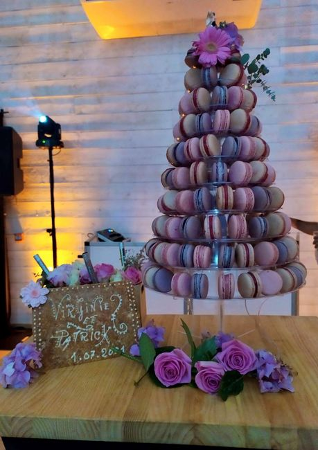 Quel Cake Topper pour ton gâteau de mariage ? 🍰 3