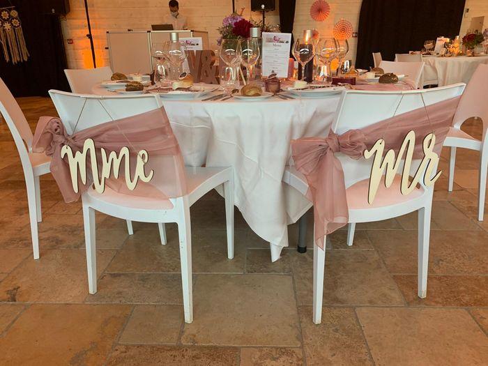 Deco chaise des mariés 1