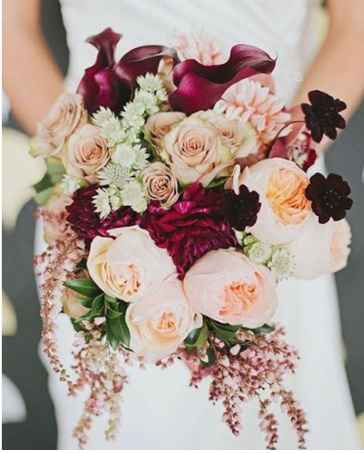 Bouquet de fleurs - 1