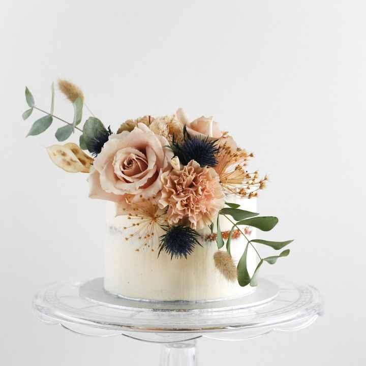 Wedding cake qui changent de l'ordinaire. - 1