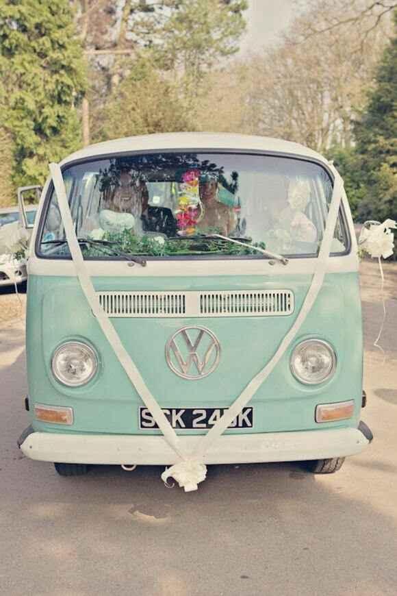 A la recherche d'un van vw mariage - 1
