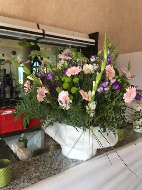 D coration du mariage sur le th me du jardin en fleur - Decoration du jardin ...