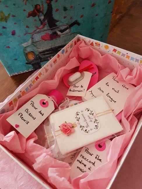 Cadeaux pour demoiselle d'honneur 7