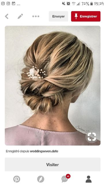 Où allez-vous vous faire coiffer pour le jour J? - 1