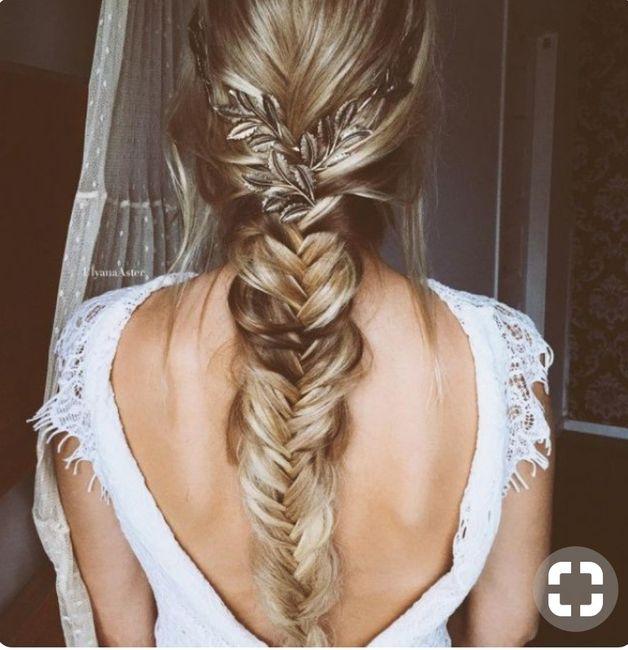 Montrez moi vos coiffures avec voile 😍 - 2