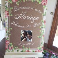 Décoration du mariage sur le thème du jardin en fleurd - 2
