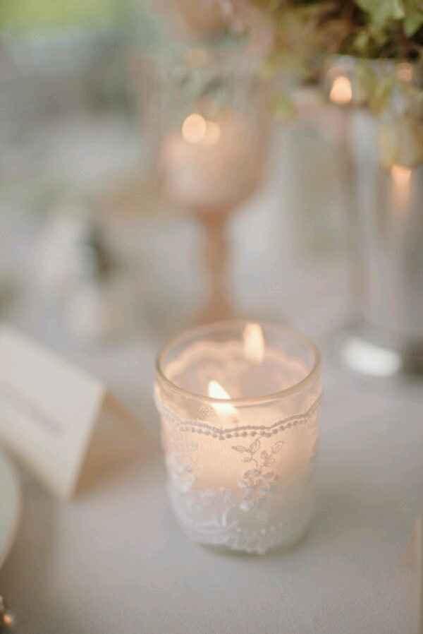 Durée d'éclairage des bougies - 2