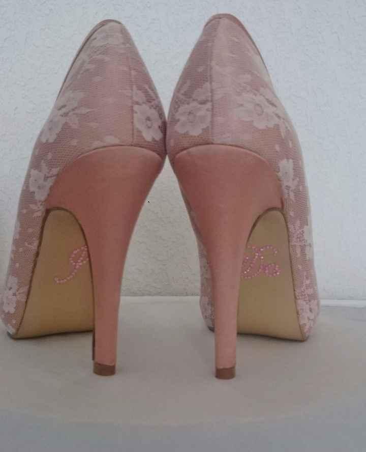 Customisation chaussures