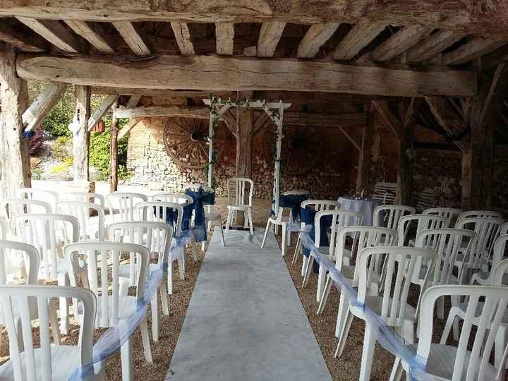 Salle de Mariage - 1