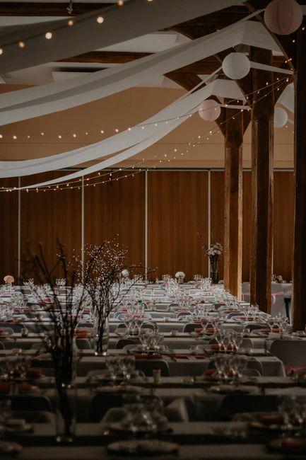 Mariage à moins de 8500€ pour 245 invités (déco fait maison) 6