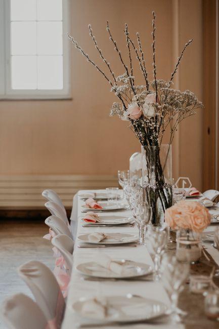 Mariage à moins de 8500€ pour 245 invités (déco fait maison) 9