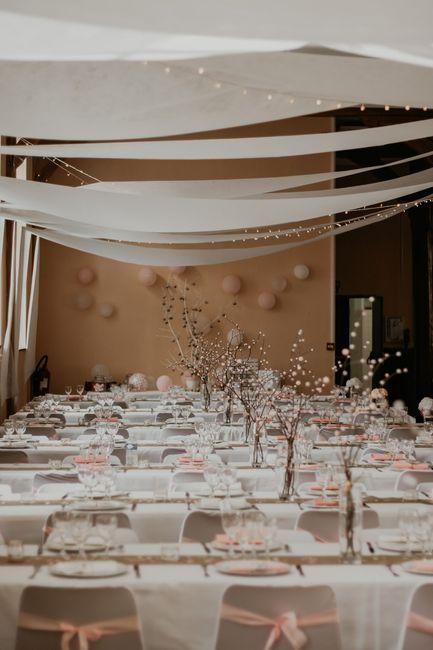Mariage à moins de 8500€ pour 245 invités (déco fait maison) 10