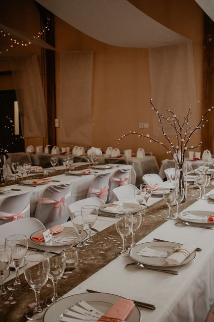 Mariage à moins de 8500€ pour 245 invités (déco fait maison) 17