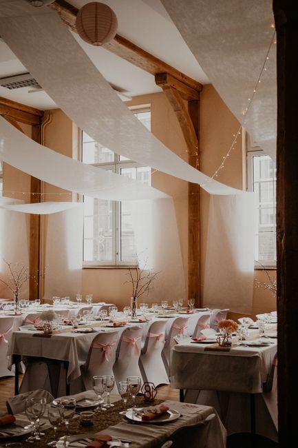 Mariage à moins de 8500€ pour 245 invités (déco fait maison) 18