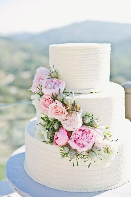 Wedding cake rouge - Banquets - Forum Mariages.net