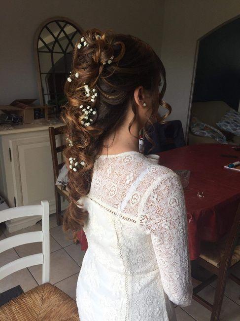 🌟Mon essai coiffure - 3