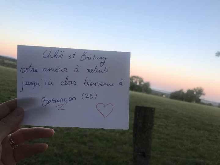 Love notes, encore et toujours ! - 1