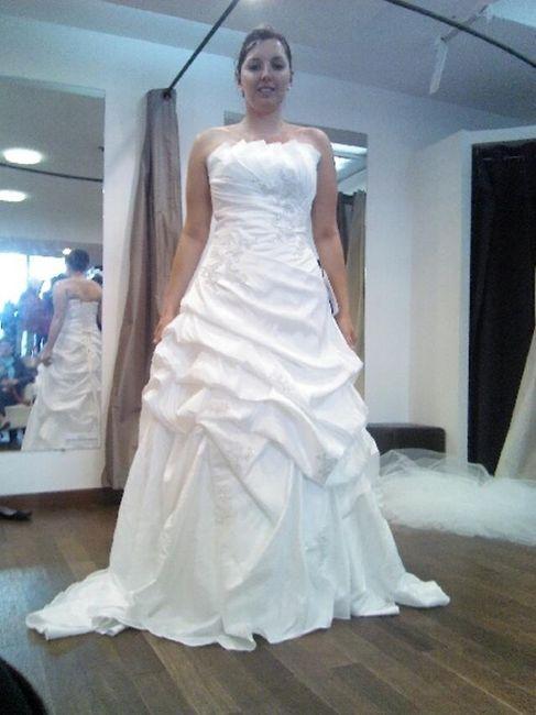 Robes mariage brest