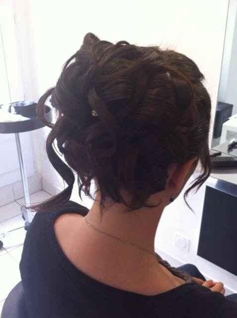 Essaie coiffure