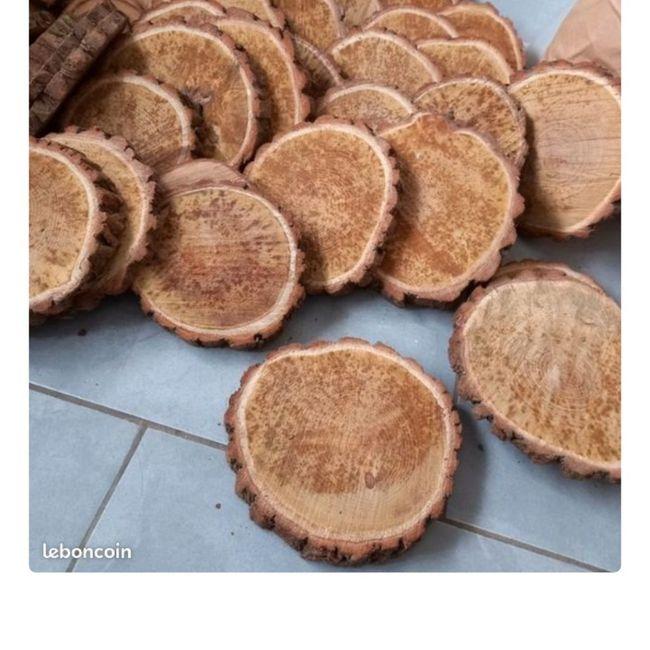 Rondins de bois 1
