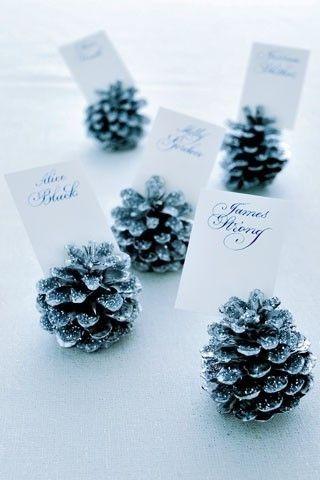 Mariage d 39 hiver d coration forum - Decoration mariage hiver ...