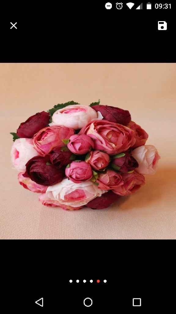 Bouquet: montrez moi vos bouquets artificiels - 1