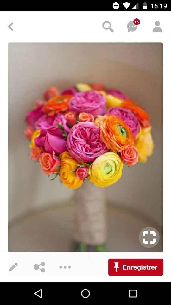 Montrez moi vos bouquets ou vos inspirations de bouquets de mariee - 4