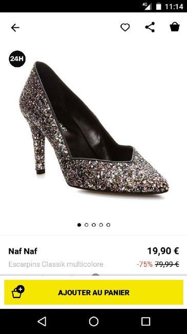 Chaussures cendrillon - 2