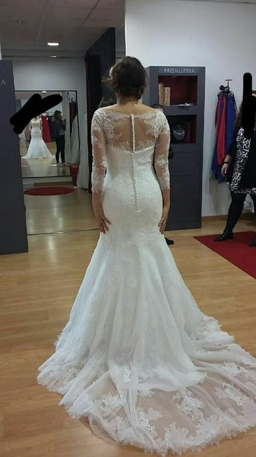 Qui a choisi une robe fourreau? - 1