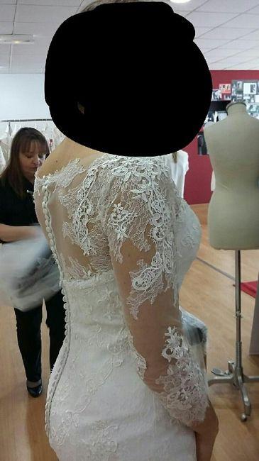 Qui a choisi une robe fourreau? - 3