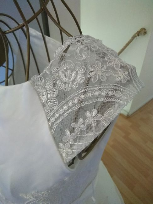 La robe de ma petite demoiselle d'honneur ♥️ - 3