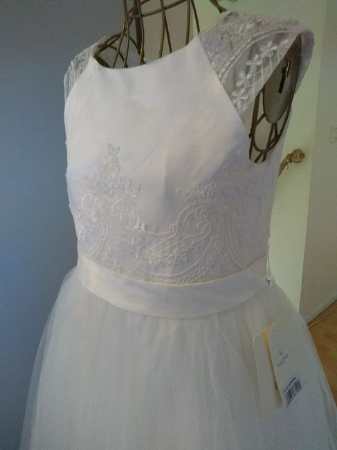 La robe de ma petite demoiselle d'honneur ♥️ - 4