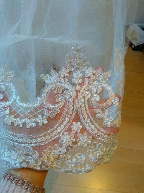 La robe de ma petite demoiselle d'honneur ♥️ - 5