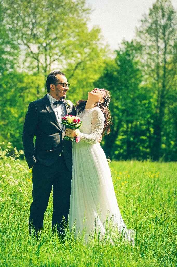 2. Je me marie à ____ - 1
