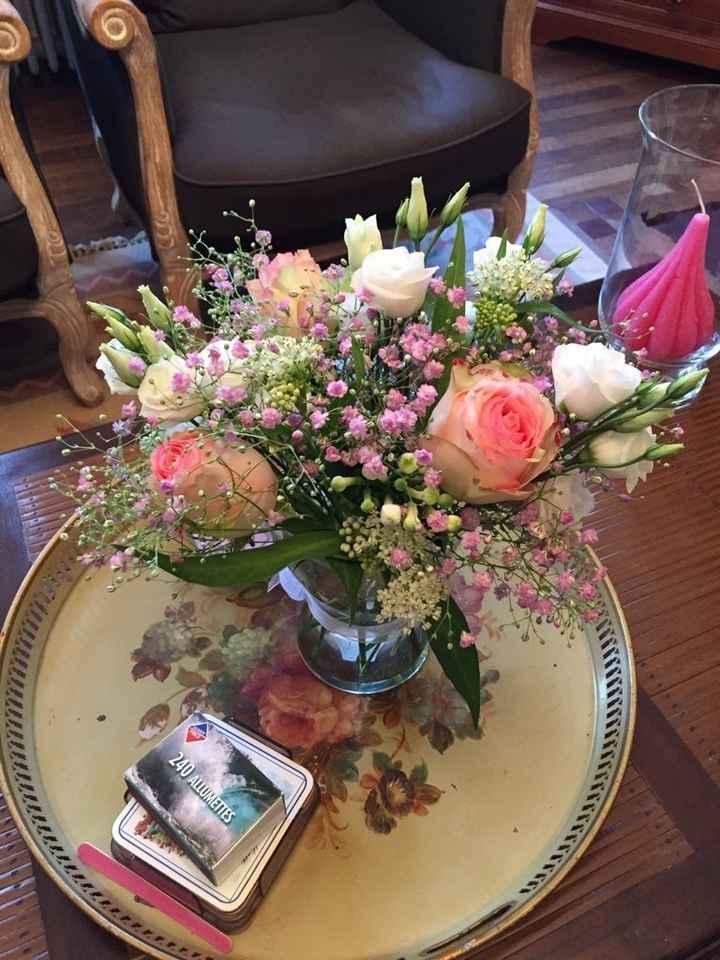 Les fleurs de votre mariage - 1