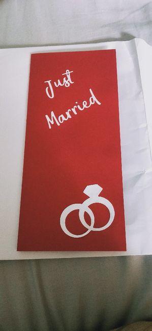 Mariés de 2022/2023 vous en êtes ou? 3