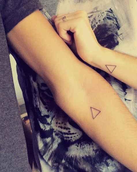 Arche triangle - 2