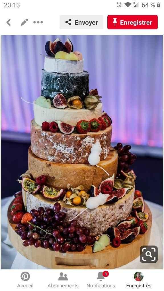 Quel plat est indispensable au menu de votre mariage ? 🍽 - 1