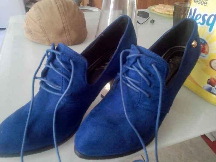 J'ai reçu mes chaussures !! - 1