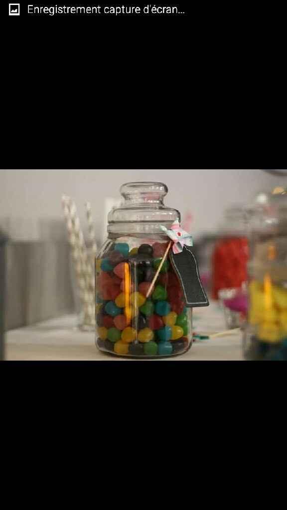 Vôtre candy bar - 3