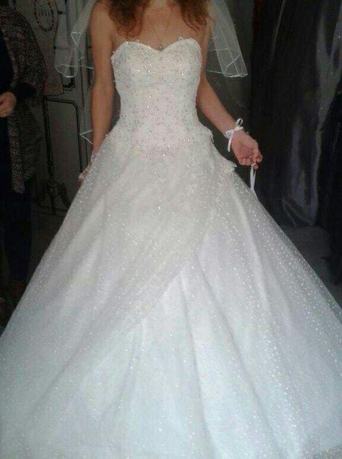 Recherche une robe à moins de 800 euros - 1