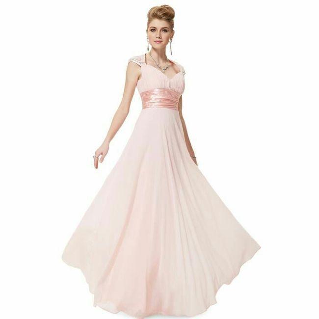 Votre tenue invitée mariage - 1