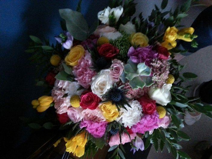 Mon bouquet sera composé de ... 💐 2