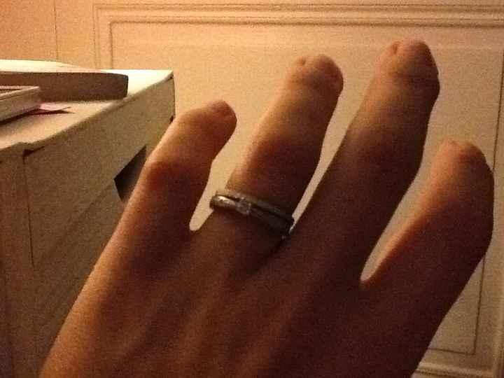 Votre bague de fiançailles - 1
