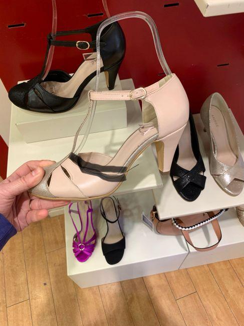 Conseil Chaussures!! 1