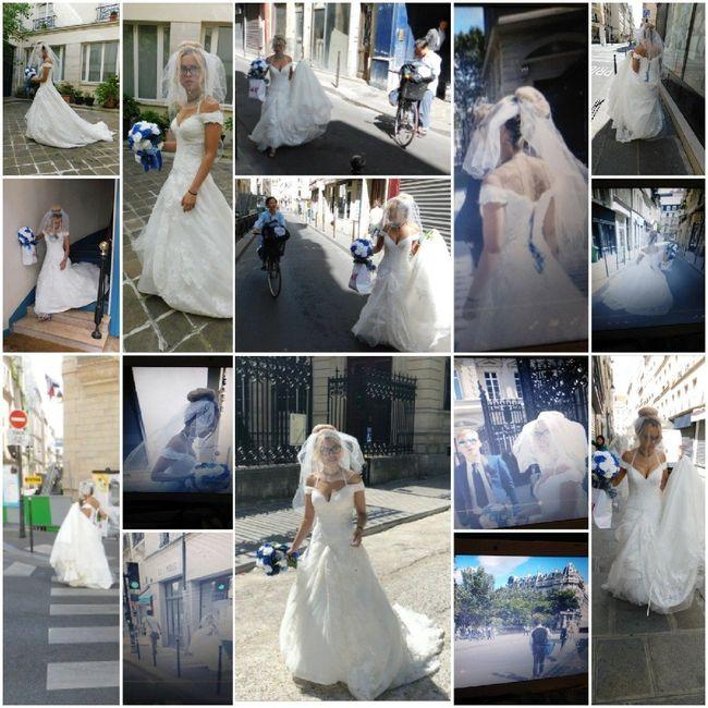 J'ai revu mon eps de la robe de ma Vie sur m6 7