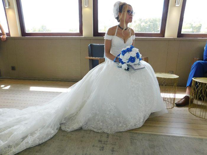 J'ai revu mon eps de la robe de ma Vie sur m6 10