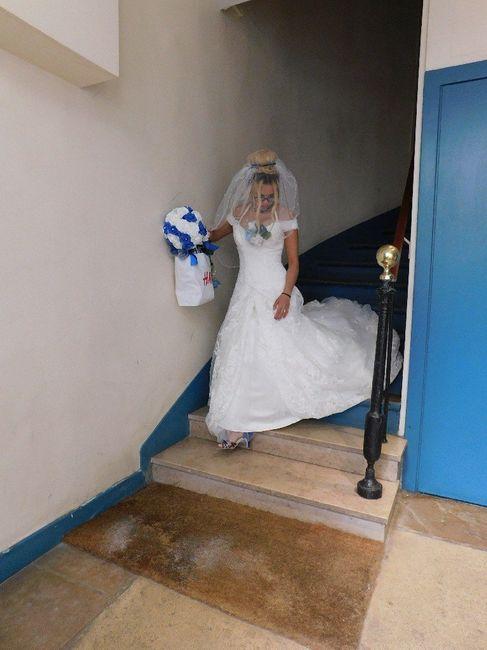 J'ai revu mon eps de la robe de ma Vie sur m6 18