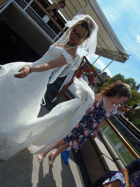 J'ai revu mon eps de la robe de ma Vie sur m6 24